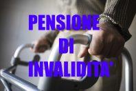 Pensione di invalidità, le nuove regole dell'Inps