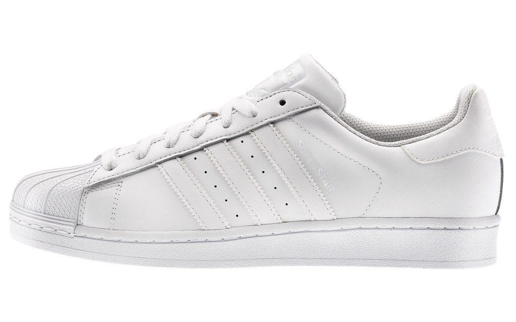 scarpe bianche modello adidas superstar
