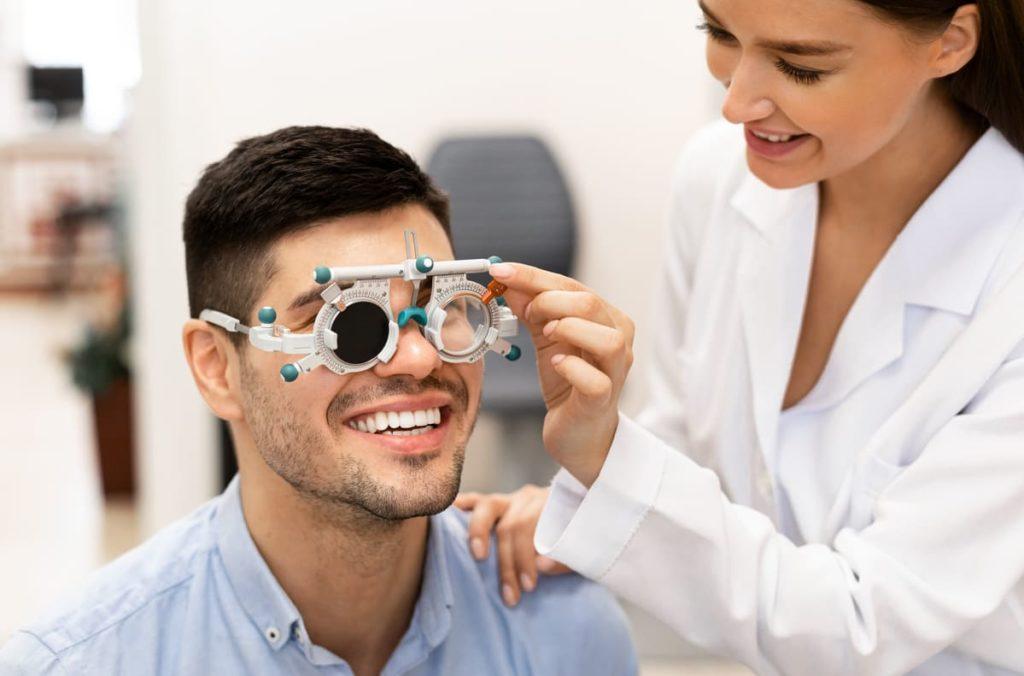 come diagnosticare neurite ottica
