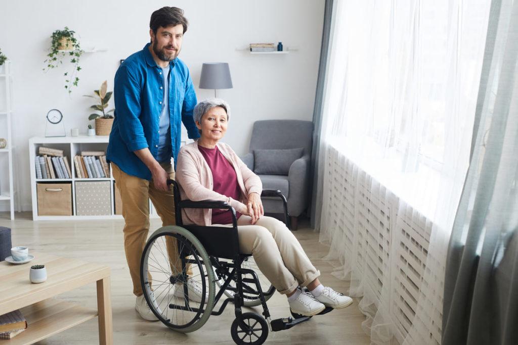 caregiver nazionale e fondo nazionale
