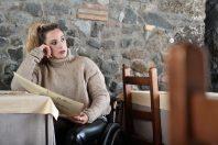 Natale con stile, consigli per donne disabili e non.