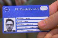 Una Disability Card europea per garantire l'inclusione sociale