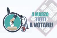 Elezioni e disabilità: guida al voto