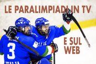 Le Paralimpiadi in TV e sul WEB