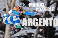 Snowboard d'argento…Pozzerle!