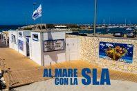 Al mare con la SLA in Puglia è possibile