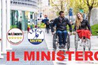 Il Ministero delle disabilità