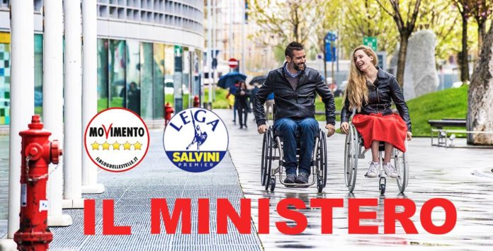 Ministero della disabilità