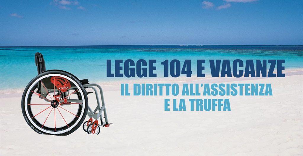 legge 104 e vacanze