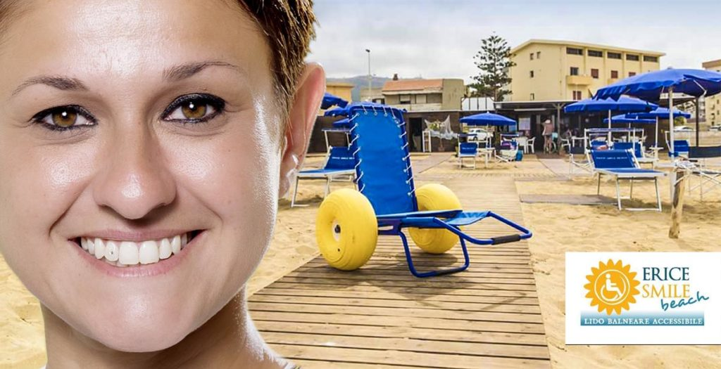 Erice smile beach
