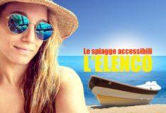 I disabili e il mare – Come trovare le spiagge accessibili