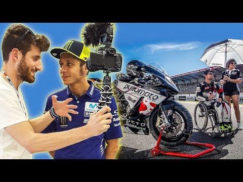 Un giorno a Le Mans – I piloti disabili nella MotoGP