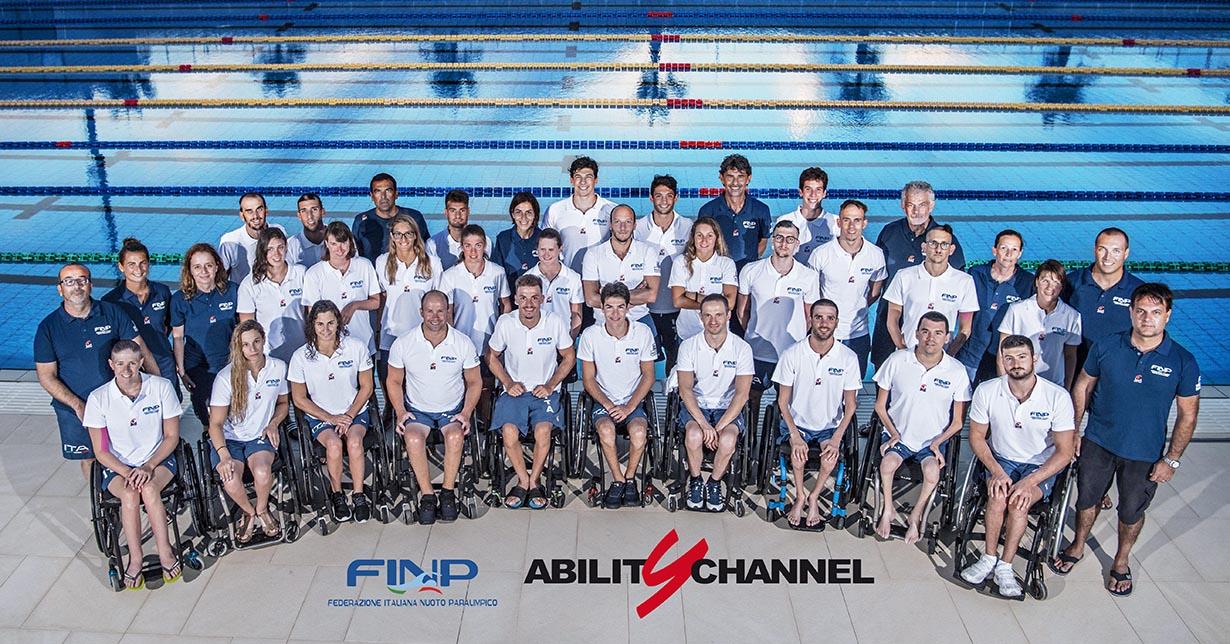 Italia nuoto paralimpico
