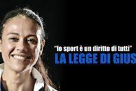 Lo sport un diritto di tutti – La Legge di Giusy