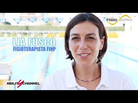 Lia Fusco – la fisioterapista del nuoto paralimpico
