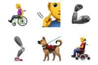 Emoji e disabilità