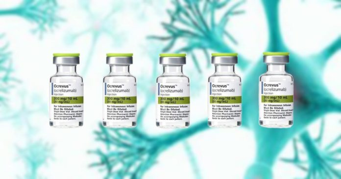 ocrelizumab sclerosi multipla
