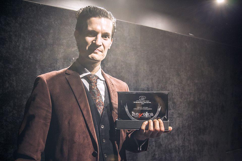 Premio USR-Heyoka-Premio Heyoka-Uno Sguardo Raro-Festival cinematografico internazionale sulle Malattie Rare-Malattie Rare-Heyoka-Joshua van 't Hoff