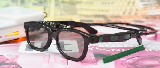 glassense-maker faire roma-apparecchi acustici-istituto italiano di tecnologia-inail-occhiali per sordi-ability channel-occhiali per sentire-protesi acustiche