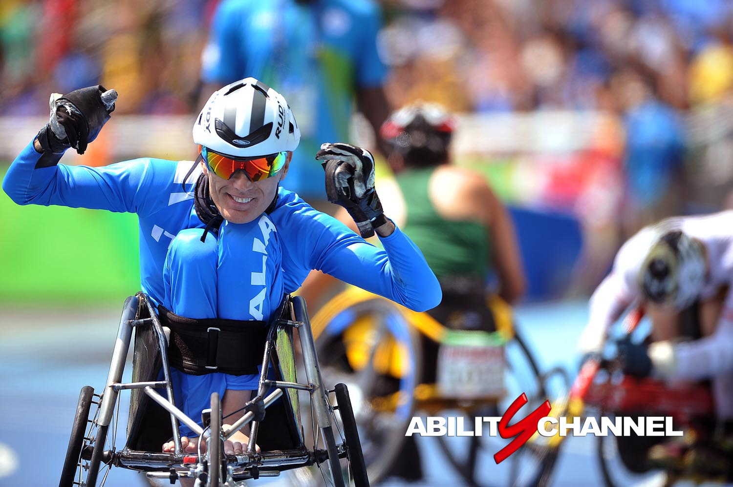 maratona di tokyo-maratona di tokyo 2020-tokyo 2020-ability channel-paralimpiadi tokyo 2020-giochi paralimpici