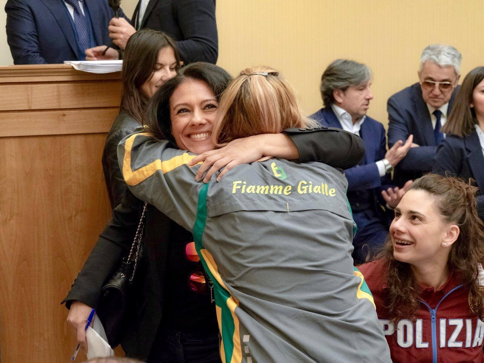 Giusy Versace-pdl per gli atleti paralimpici-proposta di legge versace-proposta di legge giusy versace-ability channel