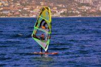 Waybration, i non vedenti possono fare (anche) windsurf