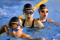 Nuoto paralimpico giovanile, storica 1° gara al Tre Fontane