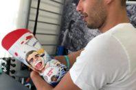 Daniel Dias a Tokyo 2020 con una protesi manga