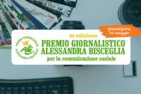 Premio Alessandra Bisceglia, il 30 maggio la premiazione