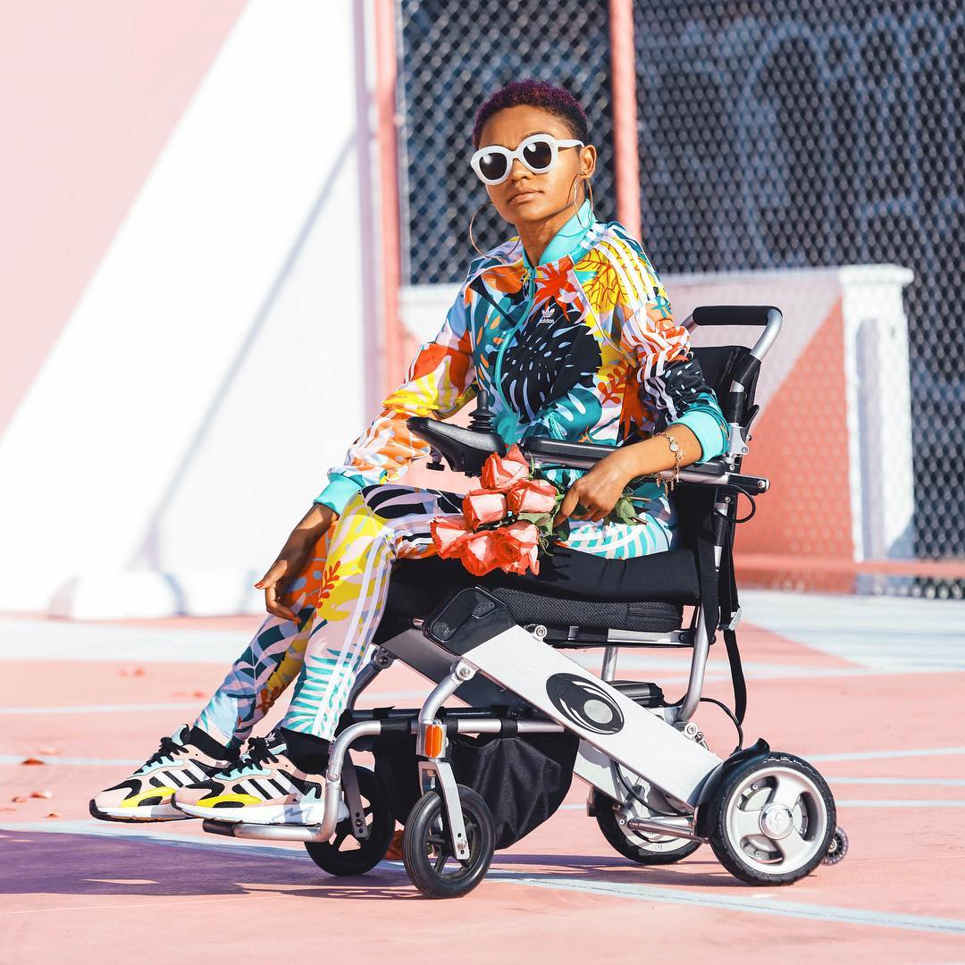 Lauren Spencer influencer disabilità positiva