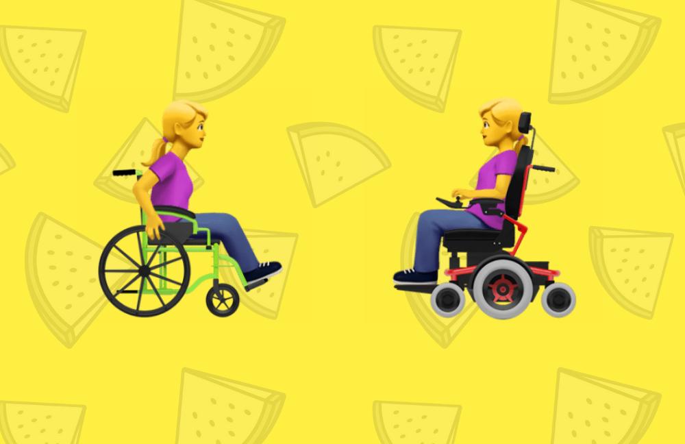 emoji sulla disabilità-emoji disabili-disabilità emoji-apple disabilità-ability channel-smartphone emoji disabilità