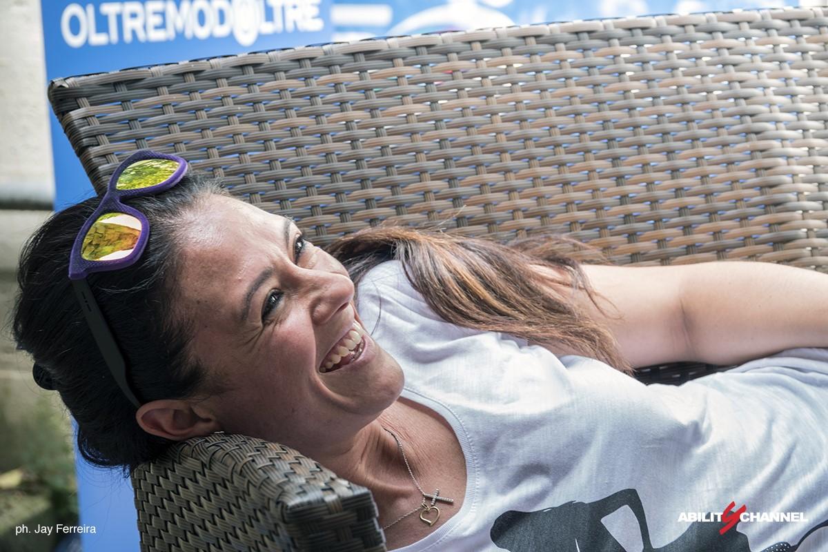 versace sport-versace giusy-giuseppina versace-giusy versace paralimpiadi-diritto allo sport-giusy versace-ability channel-grosseto-grand prix fispes