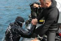 La Spezia, ben 70 subacquei disabili nelle acque liguri
