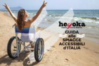 È online la guida alle spiagge accessibili d'Italia di Heyoka