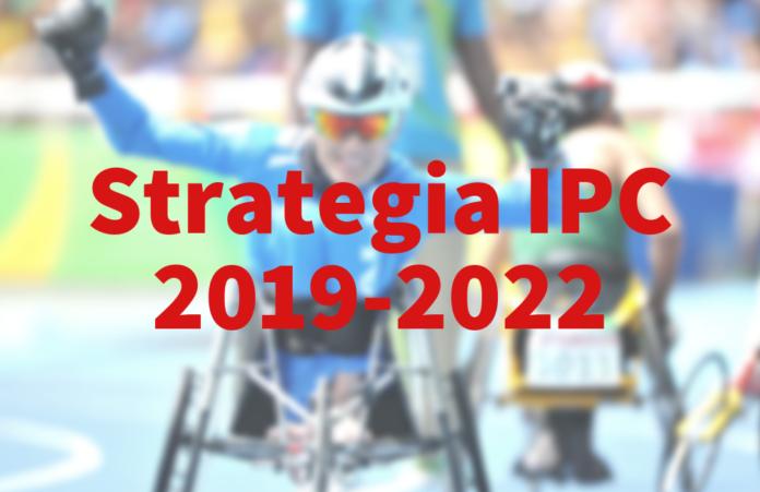 Strategia IPC 2019-2022 paralimpiadi tokyo 2020