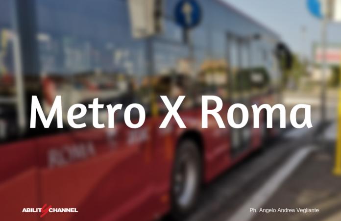 trasporto disabili parla comitato metro x roma