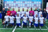 Calcio amputati, Azzurri quarti all'Amp Futbol Cup di Varsavia