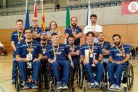 Rugby in carrozzina, Italia 'd'argento' al Trofeo Internazionale di Barcellona