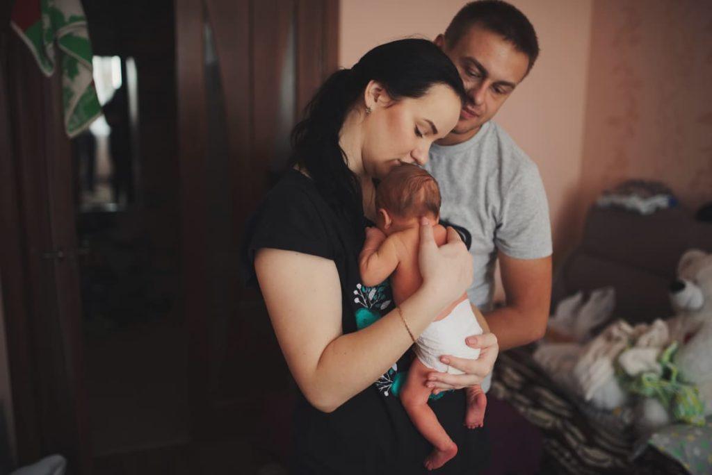 famiglia decide per screening neonatale per la sma