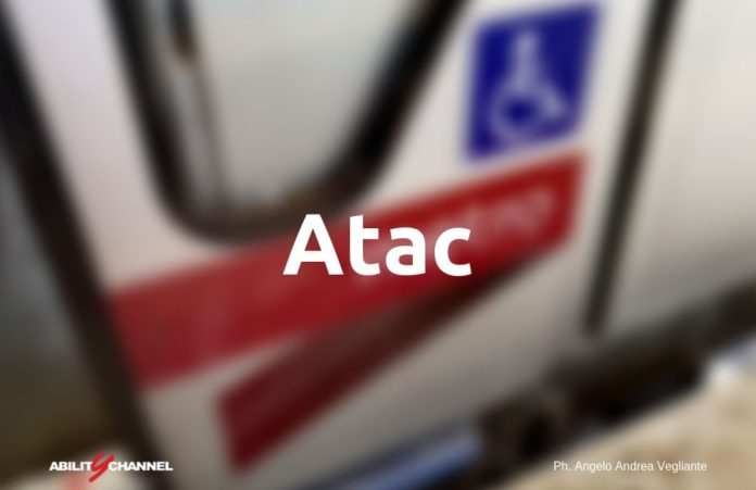 atac trasporto pubblico per disabili