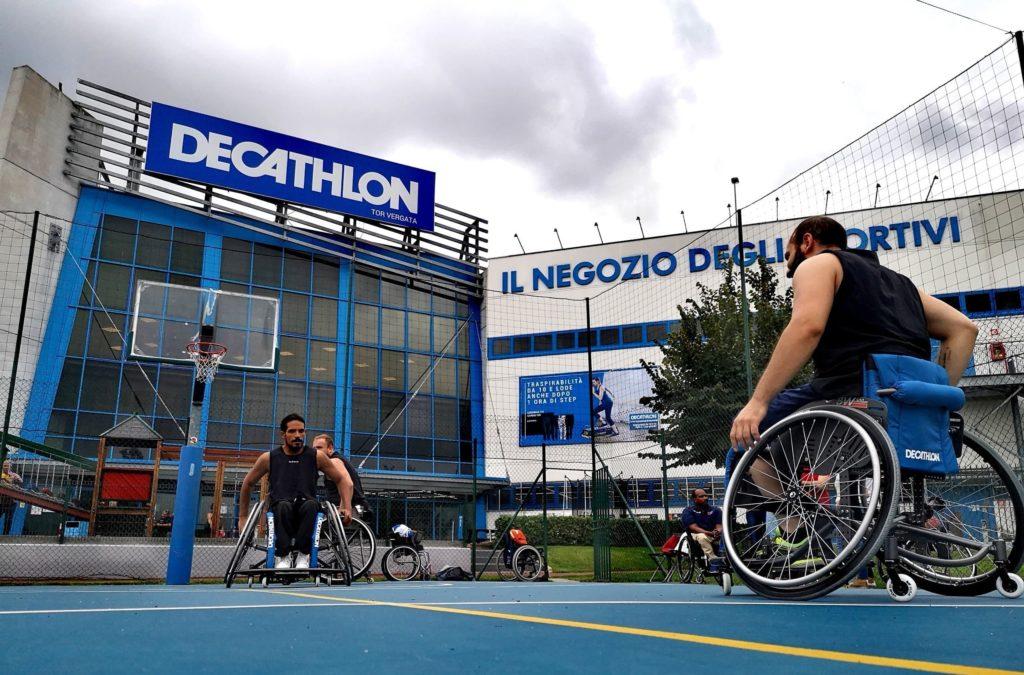 carrozzine basket di decathlon italia