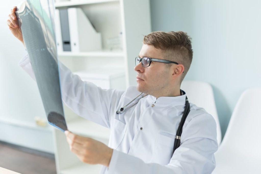 ecografia paziente con malattia rara