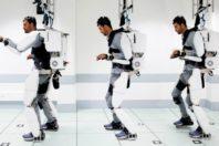 Francia, un tetraplegico usa esoscheletro per camminare col pensiero