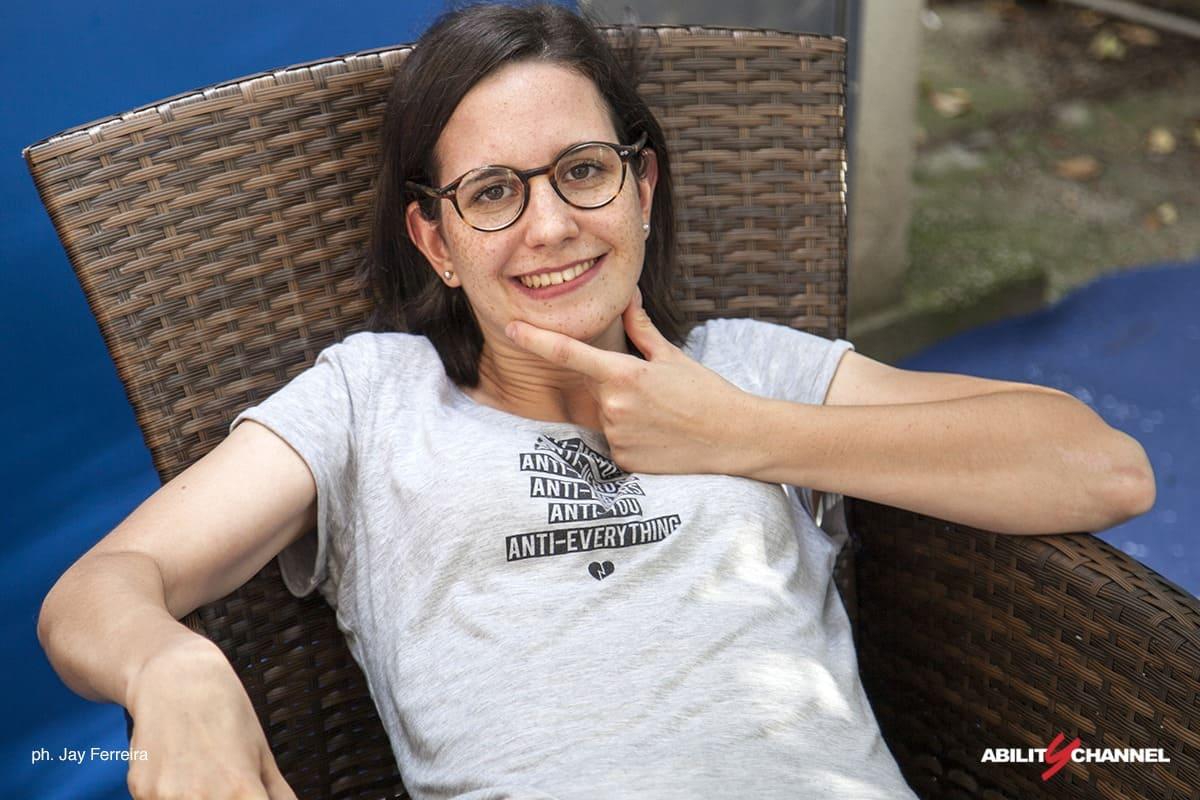 Intervista di Ability Channel a Francesca Cipelli