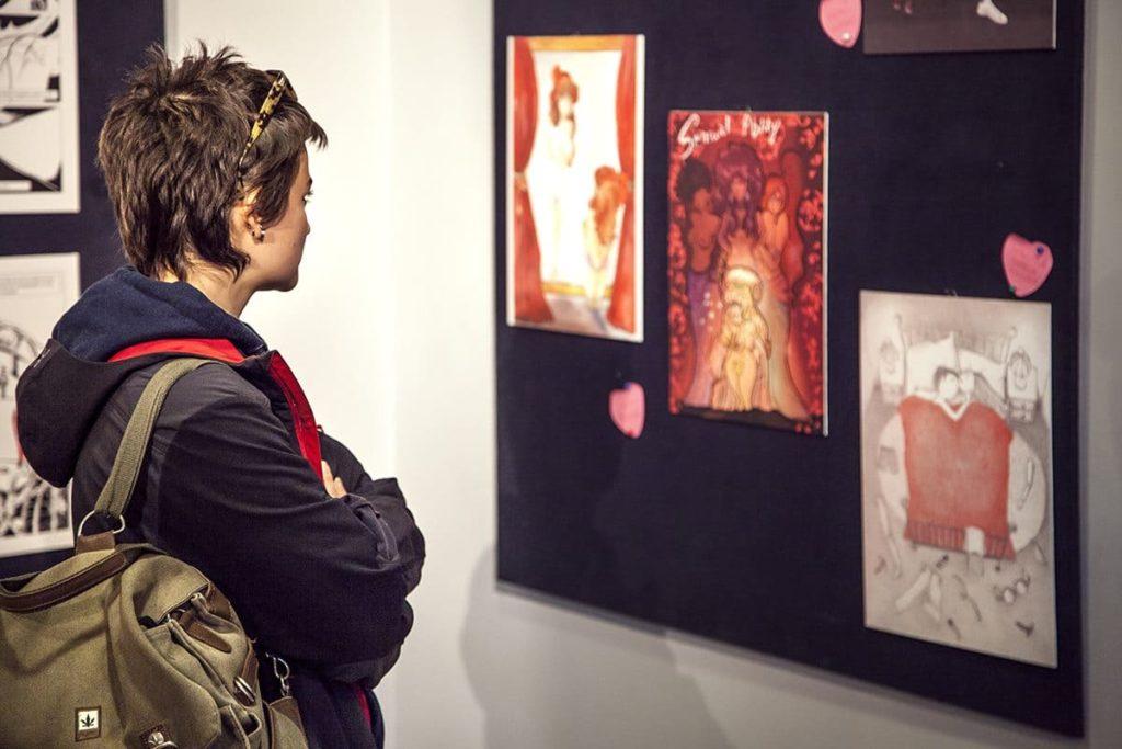 Sensuability & Comics progetto Armanda Salvucci
