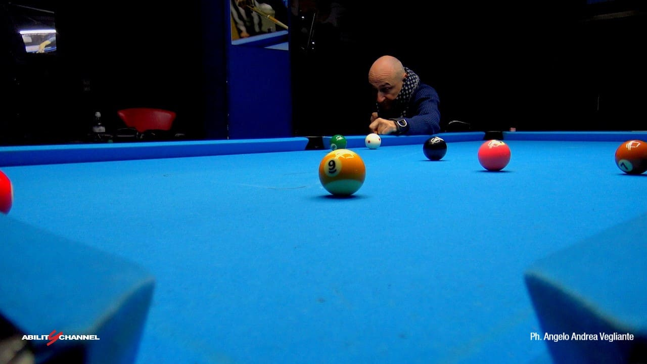 Biliardino in carrozzina luca bucchi Wheelchair Billiards Ability Channel