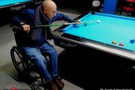 Wheelchair Billiards, in Abruzzo il primo girone regionale