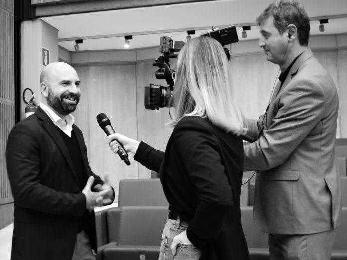 Fabrizio Acanfora autore libro eccentrico premio nazionale divulgazione scientifica ability channel