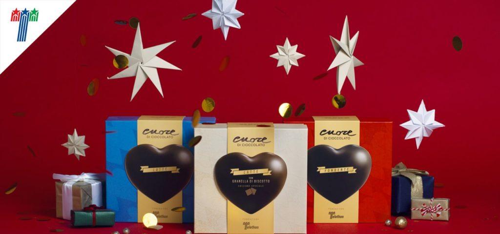 Fondazione Telethon cuori di cioccolato Ability Channel