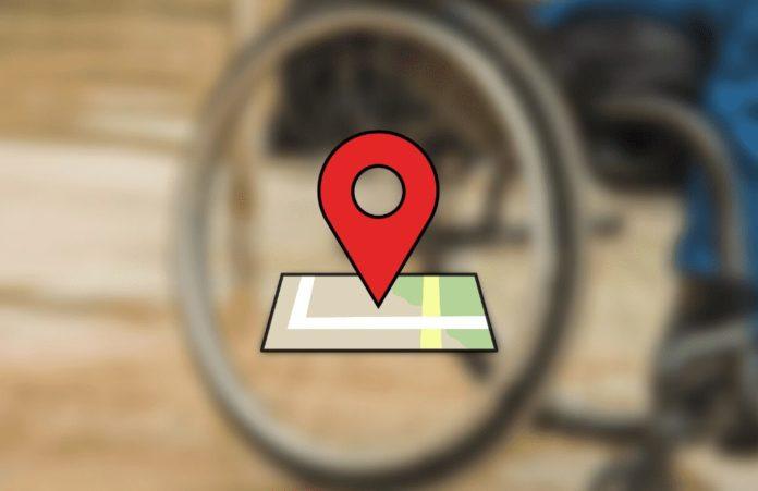 Google Maps contro le barriere architettoniche e a favore dei disabili